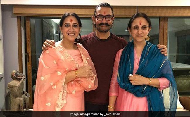 Aamir Khan S Sister Nikhat Debuts In Bollywood With Saand Ki Aankh