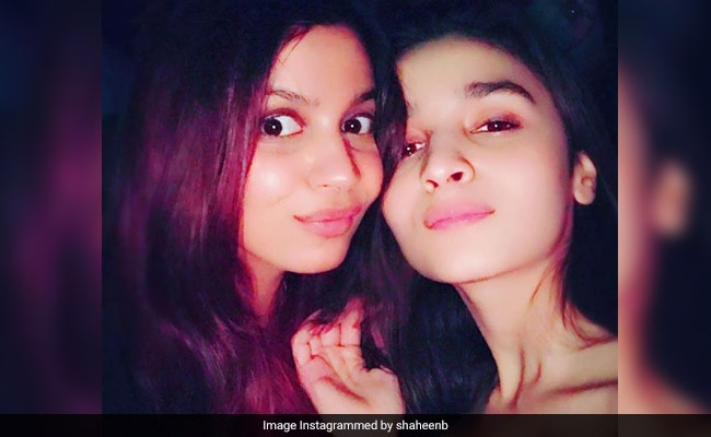 Shaheen Bhatt Was Asked To Exit Photoshoot Of Alia And Pooja As A Kid. It Still Makes Her 'Uncomfortable'