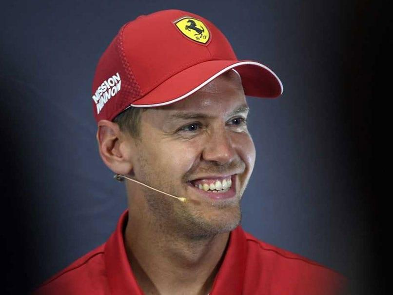 Sebastian Vettel Insists Ferrari Still Strong Despite Early Season Upsets
