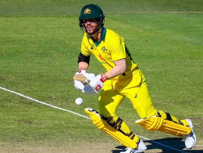 David Warner Returns To Australia Squad, Plays At Number 3 Position