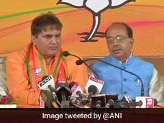 General Election 2019: Aam Aadmi Party Lawmaker Devinder Sehrawat Joins BJP