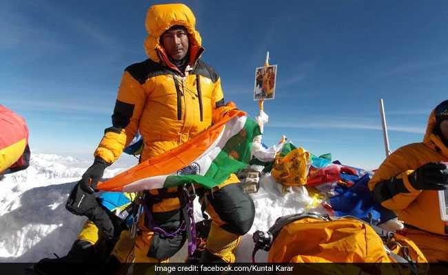 2 Climbers From Kolkata Die On Kanchenjunga, One Had Reached Summit