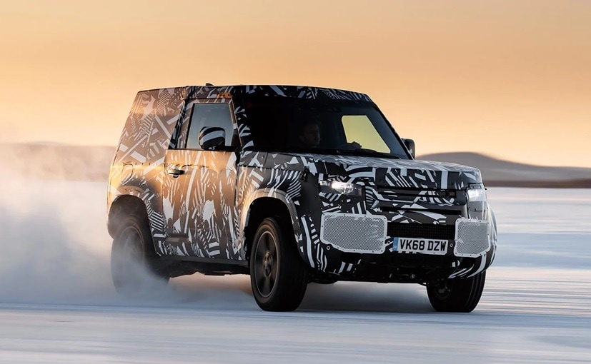 The new-generation Land Rover Defender SUV is set to make its global debut later this year