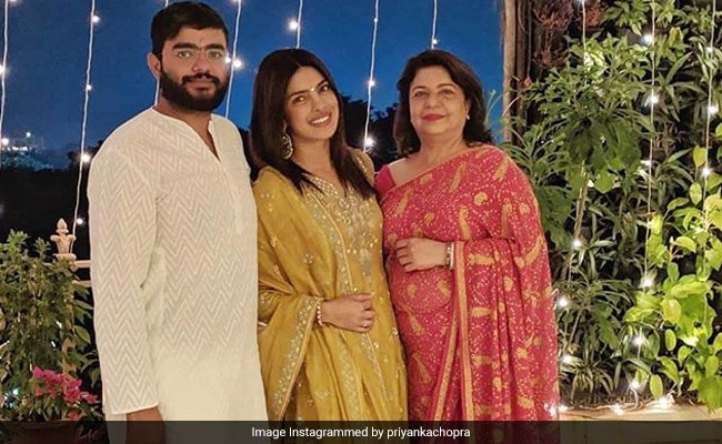 Priyanka Chopra's Mom Madhu Reveals Why Siddharth And Ishita Kumar's Wedding Was Called Off