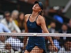 Shoulder Injury Rules Maria Sharapova Out Of Roland Garros