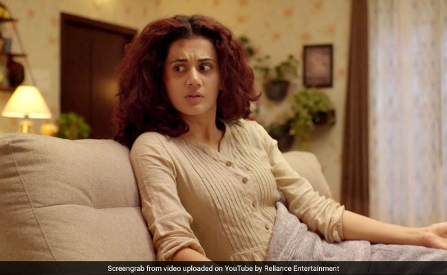 Game Over Trailer: Taapsee Pannu Will Make You Sweat In This Crime Thriller