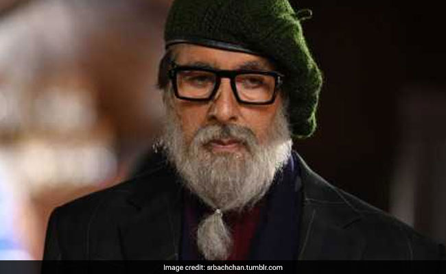 How Amitabh Bachchan 'Negotiated' With Pain And Resumed Shooting For Chehre