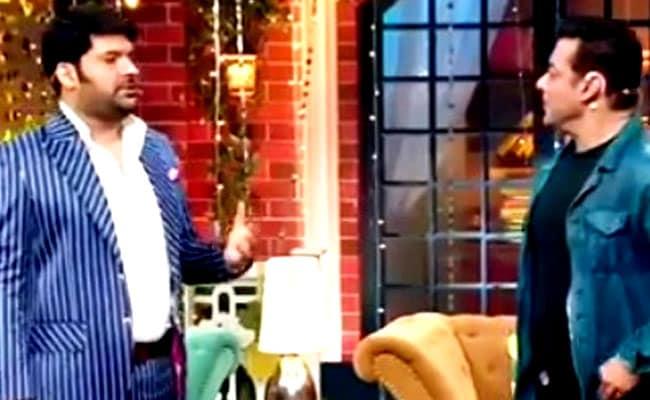 कपिल शर्मा के शो में कैटरीना कैफ से बोले सलमान खान- तुमने मुझे रिफ्यूज कर दिया...देखें Video