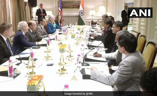 India, US To Engage Regularly To Resolve Trade Issues: Centre