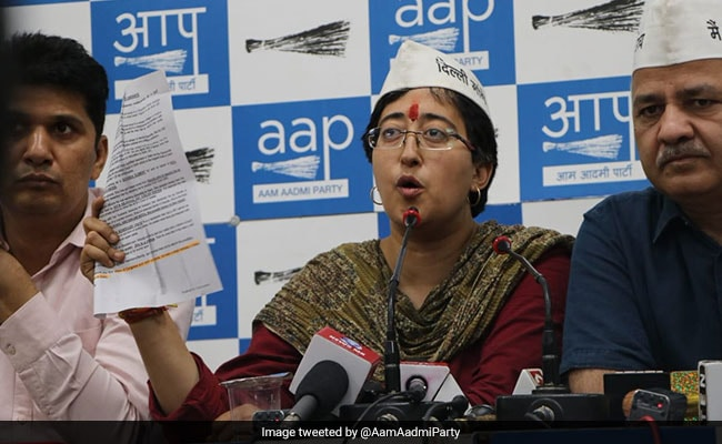 What Have Amit Shah, Police Done To Protect Women In Delhi, Questions AAP