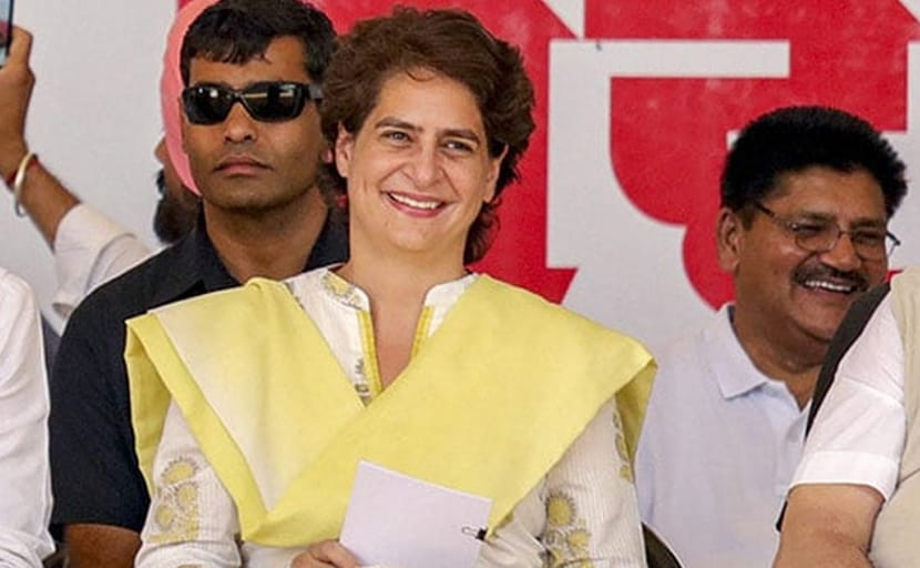 Abhijit Banerjee Advised On NYAY, Hope It Becomes Reality: Priyanka Gandhi