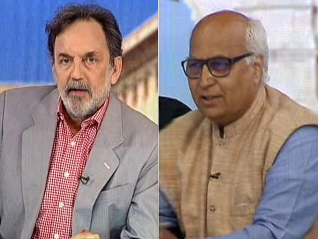 Video : This Election Is A Pro-Incumbency Vote, Says Sudheendra Kulkarni