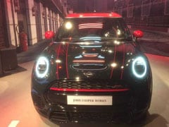 2019 MINI John Cooper Works Launched In India; Prices Start At Rs. 43.5 Lakh