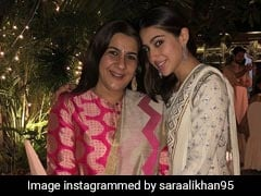 Mother's Day 2019: Sara Ali Khan Hopes To Be At Least '10%' Like Mom Amrita Singh