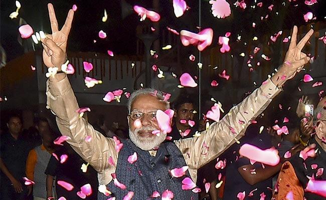 Election Results 2019: ऐतिहासिक जीत के बाद अपने पहले संबोधन में बोले पीएम मोदी - मेरे शरीर का कण-कण देशवासियों के लिए समर्पित