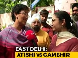 Video: Women Security Is The Biggest Issue In Delhi Cutting Across Classes: Atishi
