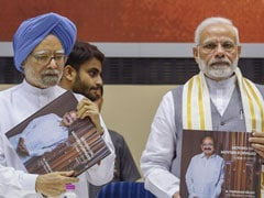 "Modi Government Left Economy In ""Dire Straits"", Says Manmohan Singh"