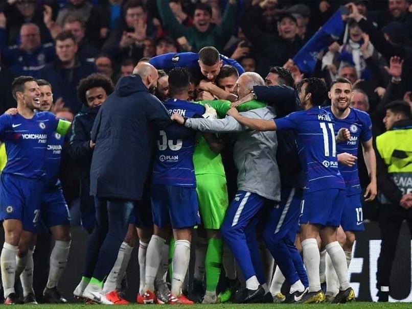 Chelsea Reach Europa League Final After Kepa Arrizabalaga Shines In Shoot-Out Drama