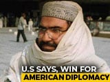"""Video : """"Victory For American Diplomacy"""": Mike Pompeo On UN Ban On Masood Azhar"""
