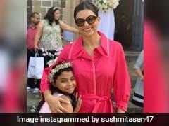 Proud Mom Sushmita Sen Shares Daughter Alisah's Accomplishments In School
