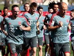 Bundesliga: Arjen Robben, Franck Ribery Hope To Return For Nervy Title Run-In