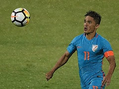 India To Host Syria, Tajikistan, DPR Korea In Intercontinental Cup