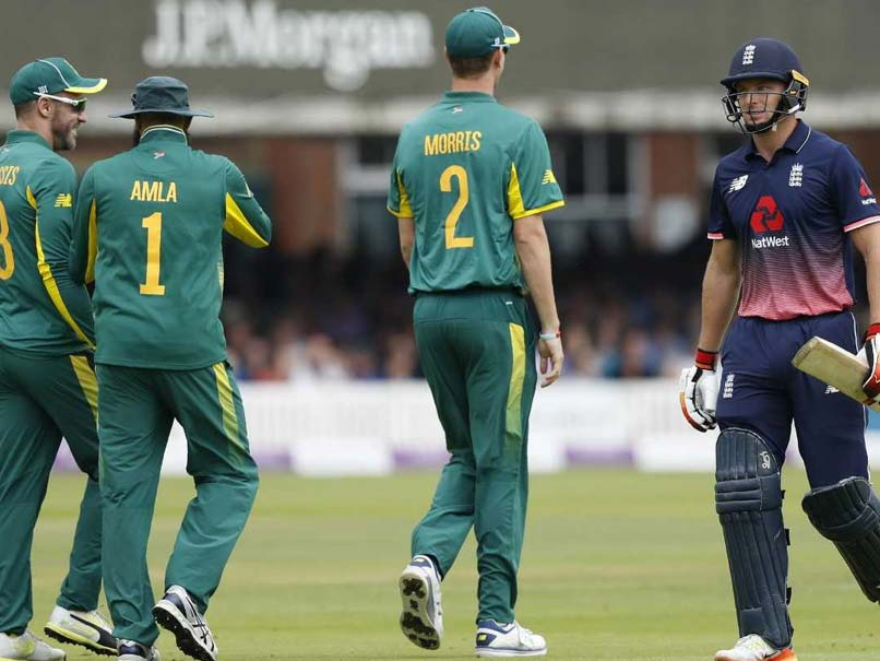 England vs South Africa: World Cup Head To Head Match Stats