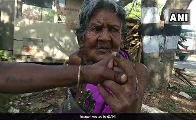 Elections 2019: 103-Year-Old Woman Casts Her Vote In Tamil Nadu's Sulur