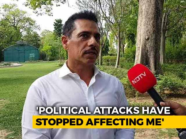 'I Want To Earn It': Robert Vadra To NDTV On Joining Politics