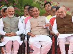 Team Modi's Big 4: Amit Shah Is Home Minister, Nirmala Sitharaman, Finance