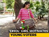 Video: Young Dhol Player Has A Message For First Time Voters In Punjab
