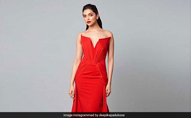 Cannes 2019: Deepika Padukone Asked Fans If She Should Wear Red - The Verdict