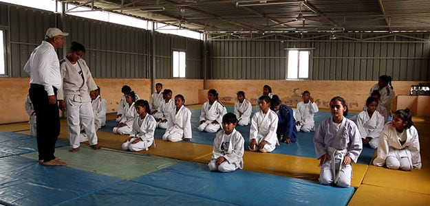 Introduced To Judo For Self-Defence In School, These Girls From Gurugram Village Are Now Winning Medals In The Sport