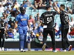 Cricket World Cup 2019, India vs New Zealand Warm Up Match Live Cricket Score: Colin De Grandhomme Gets Virat Kohli As India Slide Further