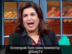 कपिल शर्मा ने फराह खान से कह डाली ऐसी बात, ठहाके लगाकर हंसने लगीं मशहूर कोरियोग्राफर- देखें Video
