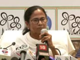 "Video : ""Told Party I Don't Want To Continue As Chief Minister"": Mamata Banerjee"
