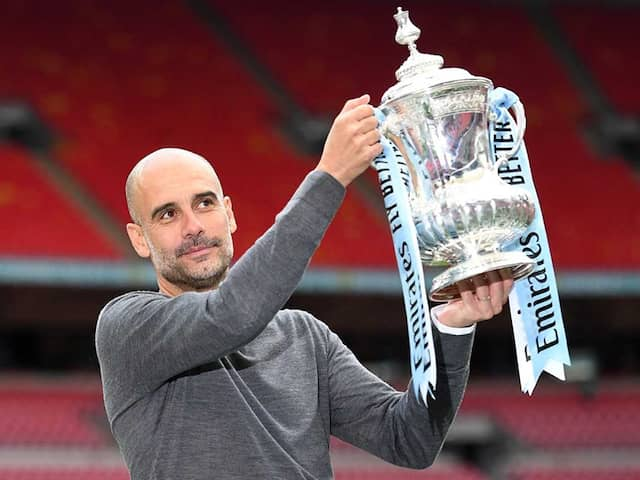 Pep Guardiola Said That Champions League Is The Only Criteria To Judge A Team Like Them