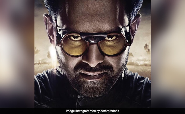 Saaho: Baahubali Star Prabhas Shares New Poster Of His Much-Anticipated Film With Shraddha Kapoor
