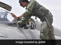 फ्लाइंग ऑफिसर भावना कंठ ने रचा इतिहास, बनीं फाइटर प्लेन MiG-21 उड़ाने वाली पहली महिला