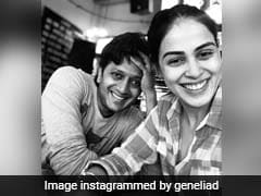 When Riteish Deshmukh Surprised Genelia D'Souza With His 'Cool' Hairstyle