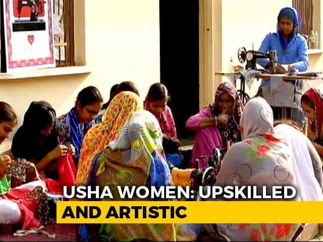 Video: Women Get To Do The Man's Job, Thanks To USHA For Promoting Gender Equality