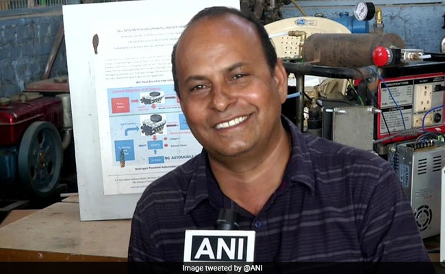 Tamil Nadu Engineer Invents Unique Engine That Uses Hydrogen, Releases Oxygen