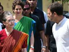 Opinion: Rahul Wants Out. What Sonia And Priyanka Are Advising Him