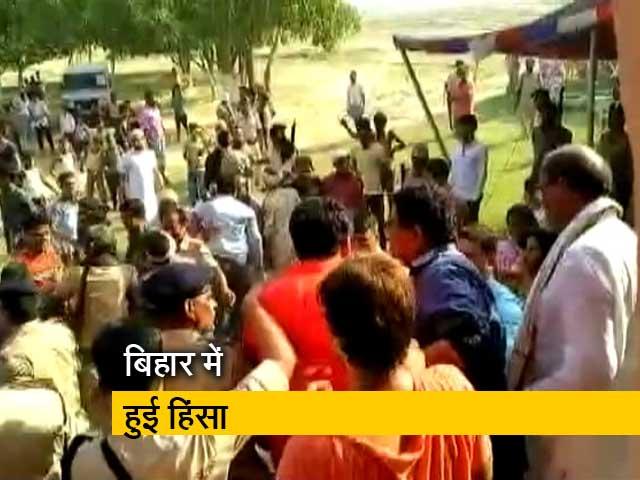 Videos : बिहार: बीजेपी सांसद संजय जायसवाल पर चुनाव के दौरान हमला