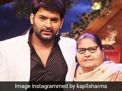 Mother's Day 2019: Kapil Sharma Gets Emotional As He Welcomes His Mother On Show