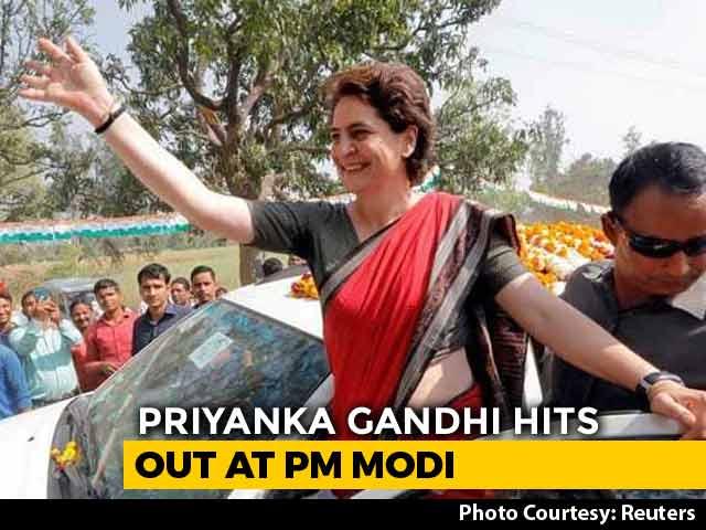 Video : Biggest Actor Is PM, Should Have Voted Amitabh Bachchan: Priyanka Gandhi