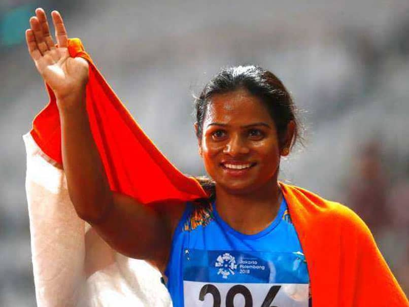 India Star Athlete Dutee Chand admits of having same sex relationship