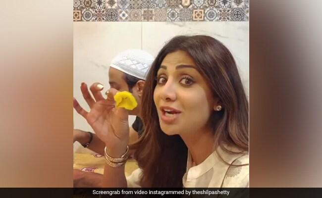 शिल्पा शेट्टी ने इस वजह से तोड़ दिया अपना Diet प्लान, सोशल मीडिया पर Video वायरल