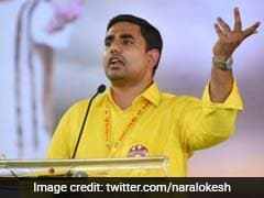 "Andhra Chief Minister YS Jaganmohan Reddy Is A ""Psycho"": Nara Lokesh"