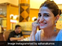 Aahana Kumra Clarifies That She Was 'Uncomfortable' With Prakash Jha's Remark On A Scene